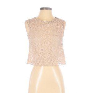 Lace Crop Top | H&M